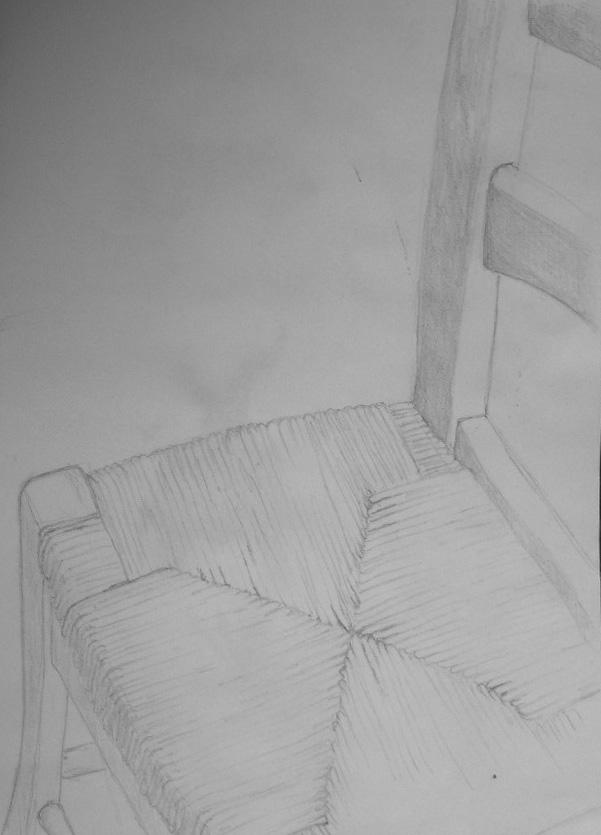 La chaise de Vincent