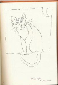 cat 18, Wire cat