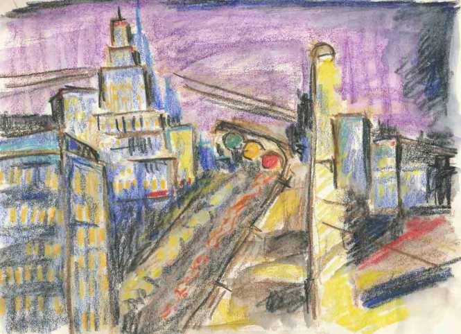 Urban nocturna