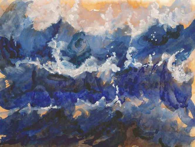 La mer qui danse