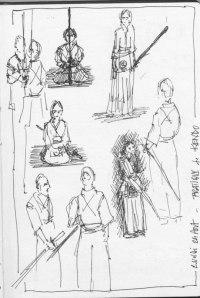 kendo practice 1