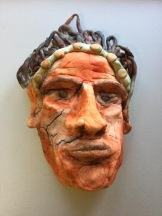 head burnt orange