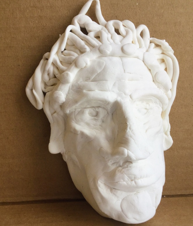 head white