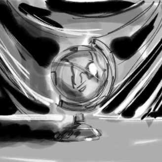 globe terrestre zenbrush